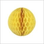 Бумажные шары-соты 40 см