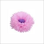 Бумажные цветы 30 / 15 см