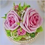 Фоамиран для цветов