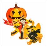 Гирлянды Растяжки Плакаты на Хэллоуин