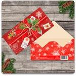 Конверты для подарка
