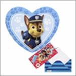 Открытки конверты Щенячий патруль