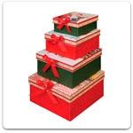 Подарочные коробки. Новинки