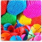 Трубочки и зажимы для шаров