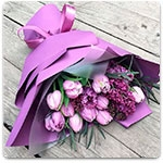 Подарочная упаковка для цветов