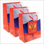 Подарочная Упаковка с Российской символикой