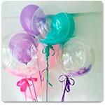 Воздушные шары Deco Bubble, 3D фигуры