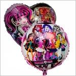 Воздушные Шары Monster High
