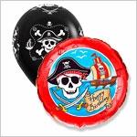 Воздушные Шары Пираты