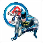 Воздушные Шары Звездные войны и Супергерой