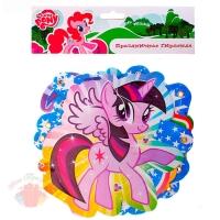 Гирлянда-буквы С Днем Рождения! My Little Pony