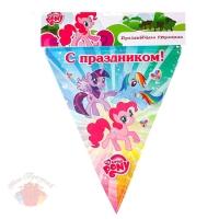 Гирлянда-флаги My Little Pony 300 см