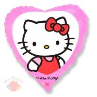 Хелло Китти на белом Hello Kitty 18/45 см