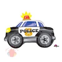 Шар фольгированный ФИГУРА/S50 Машина Полиция