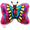 Бабочка (фуксия) Butterfly 35/89 см
