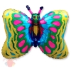 Бабочка (золото) Butterfly 35/89 см