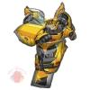 Бамблби Трансформеры Bumble Bee P38