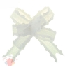 Бант-бабочка №2,5 паутинка белый