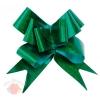 Бант-бабочка №5 голография зеленый (в упаковке 10 шт одного цвета)