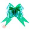 Бант-бабочка №5 перламутр зеленый (в упаковке 10шт одного цвета)