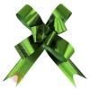 Бант-бабочка Метал Ромб Зеленый комплект 10 шт.