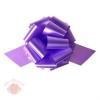 Бант-шар №12 Глянец цвет сиреневый