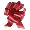 Бант Шар Пастель Красный 3/8 см