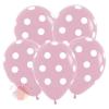 Большие кружки, Розовый Пастель, 5 ст (50 шт.)