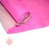 Бумага Эколюкс двухцветная фуксия/пыльная роза (0,7*5 м)