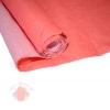 Бумага Эколюкс  двухцветная красно-коралловый/розовый  (0,7*5 м)