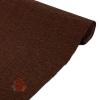 Бумага гофрированная 568 коричневая, 50 см х 2,5 м