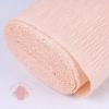 Бумага гофрированная простая, 180 гр 17А/5 персиковый