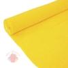 Бумага гофрированная простая, 180 гр 17Е/5 солнечно-желтая
