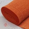 Бумага гофрированная простая, 180 гр 17Е/6 коралловая