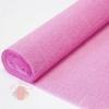 Бумага гофрированная простая, 180 гр 554 розовая