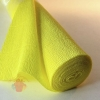 Бумага гофрированная простая, 180 гр 575 лимонная