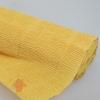 Бумага гофрированная простая, 180 гр 576 светло-оранжевая