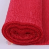 Бумага гофрированная простая, 180 гр 580 красная