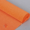 Бумага гофрированная простая, 180 гр 581 оранжевая