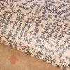Бумага подарочная крафт Пожелания 50 х 70 см