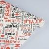 Бумага упаковочная крафт Фэшн белый 0,7 x 10 м
