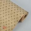 Бумага упаковочная крафт Модная 0.7 x 10 м