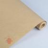 Бумага упаковочная крафт Натуральный 0,42 х 10 м