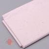 Бумага упаковочная тишью Белая с блестками / листы