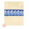 Бумажные  украшения Гирлянда-декор Объемная. 3,6 м  Голубой