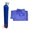Чехол синий для баллона 10 литров