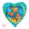 День рождения рыбки- клоуна Clown fish Birthday