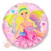 Фея на розовом Fairy Pink 18/48 см