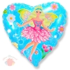 Фея в цветах Fairy Blue 18/48 см