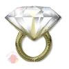 ФИГУРА 5 Кольцо с бриллиантом